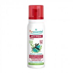 Puressentiel Anti Pique Spray Répulsif + Apaisant 75ml