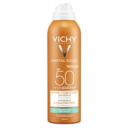 Vichy Capital Soleil Brume Hydratante Invisible SPF 50 200ml