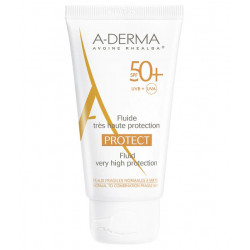Aderma Protect Fluide Très Haute Protection SPF 50+ 40 ml
