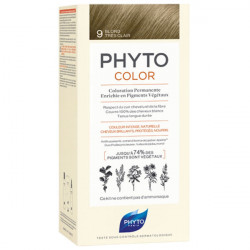 Phyto PhytoColor Kit coloration permanente 9 Blond Très Clair