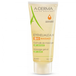 Aderma Epithéliale A.H Duo Massage Gel-Huile de Massage 100 ml