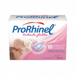 Prorhinel 10 Embouts Jetables