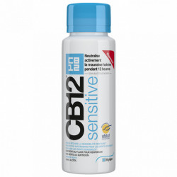CB12 Sensitive Bain de bouche 250 ml