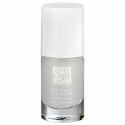 Eye Care Top Coat Silicium Teinte : Mat 5 ml