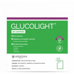Aragan Glucolight 20 sachets