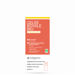 Aragan Gelée Royale 30000mg 30g